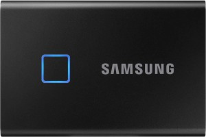 370x200 Samsung Portable T7 Touch Black