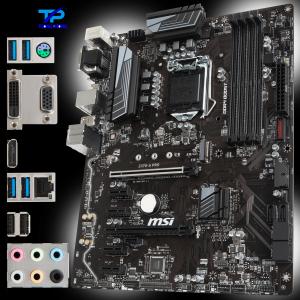 Msi Z370 A 123 Pro Black